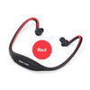Sport MP3 Player Portable Music Running Headphone Earphone Headset with TF Card Slot MP3 Music Player
