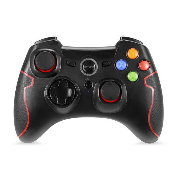 Wireless Gamepad Game joystick Controller Compatible with PC Windows PS3 TV Box Android Smartphone