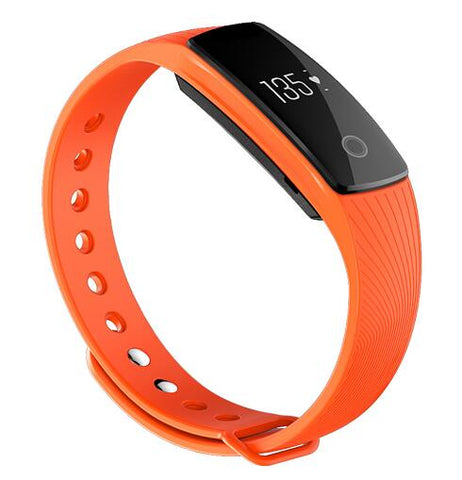 Smart Band Heart Rate Monitor Wristband Fitness Flex Bracelet for Android iOS PK xiomi mi Band 2 fitbits smart ID107