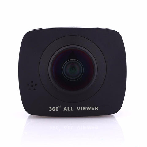 360 degree Panorama Dual Lens 20MP 4K HD WiFi Cam Camcorder Video Camera W/ TF Card Slot