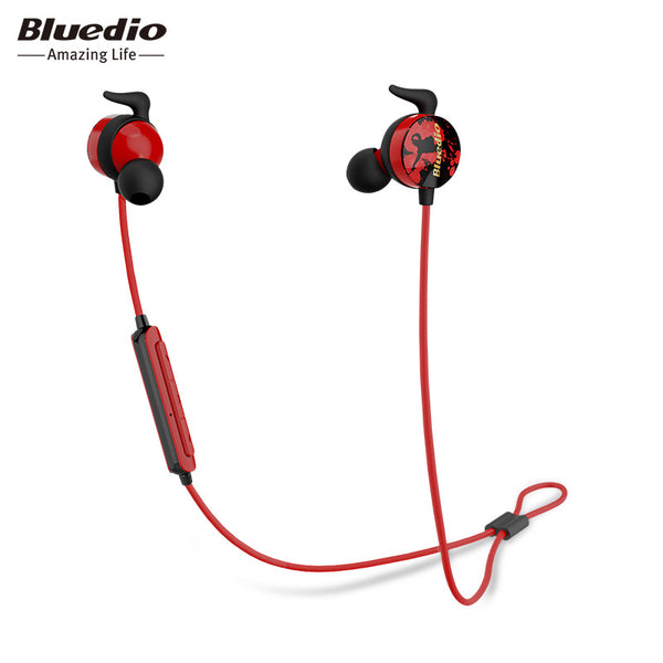 Sports Bluetooth Earphones - Built-in Mic Sweat proof
