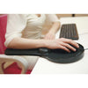 Ergonomic Desk Attachable Computer Table Arm Support Mouse Pad Arm Wrist Rest Pad Mat Hand Shoulder Protect Pad Chair Extender