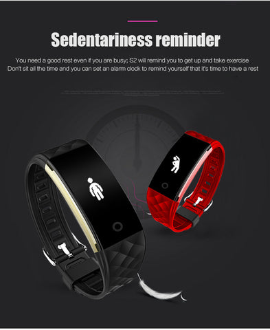 Sport Smart Band wrist Bracelet Wristband Heart Rate Monitor IP67 Waterproof Bluetooth Smartband For iphone Android