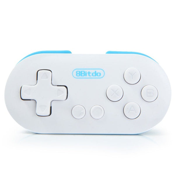 Mini Wireless Bluetooth Game Controller Gamepad Joystick Selfie For Phone PC Remote Shutter LED Mode Indicator Light
