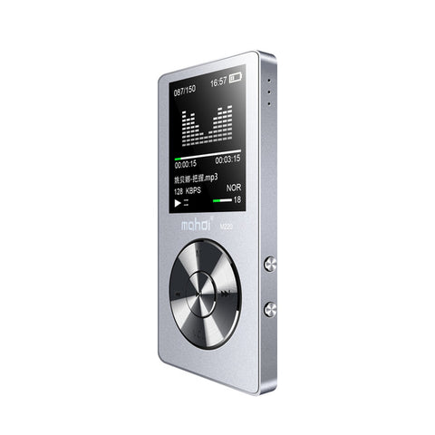 Lossless MP3 Player FM Video E-book Recorder Clock Function 8GB Sport TF expansion to 128G 1.8inch TFT Screen Music Player