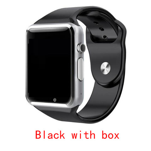 Smart Watch With Passometer Camera SIM Card Call Smartwatch For Huawei Xiaomi HTC Android Phone