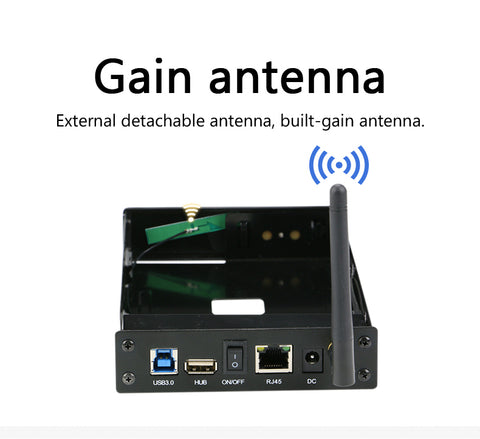 Sata to USB 3.0 hd externo Caddy Nas Wifi Repeater Amplificador Wifi External Hard Disk Wireless Repeater Enclosure