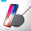 Mini Wireless Charger QI Charging Pad For iPhone X  8 8 Plus Samsung Galaxy S7 / S8 / S6 / S6 / Note5 EP-NG930 Nexus 6