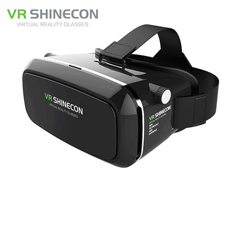 3D Glasses Pro Virtual Reality VR Headset for Smartphone
