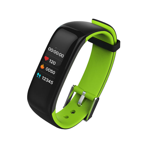 Smart Bracelet Most Accurate Heart Rate Monitor Blood Pressure Fitness Clock Colorful Touch Screen PK fitbits