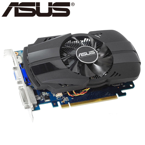 Video Card Original GTX650 1GB 128Bit GDDR5 Graphics Cards for nVIDIA Geforce GTX 650 Hdmi Dvi Used VGA Cards