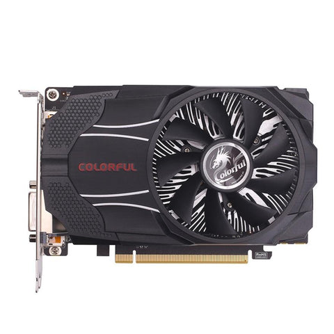 Colorful GTX1060 Mini OC 6G GDDR5 192Bit PCI Express Game Video Card Graphics Card With Cooler Fan DE08 18