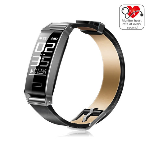 Bluetooth Smart Band 24 Hours Heart Rate Monitor Sleep Monitor Sport Smart Barcelet SMS Notifer for IOS Android