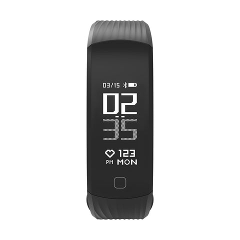 Smart Band 24 Hour Continuous Heart Rate Monitor SMS Read Push Notification Sport Smart Bracelet Pedometer Tracker