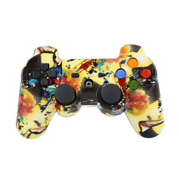PS3 Wireless Bluetooth Game Controller For SIXAXIS Playstation 3 Control Joystick Gamepad Top Sale