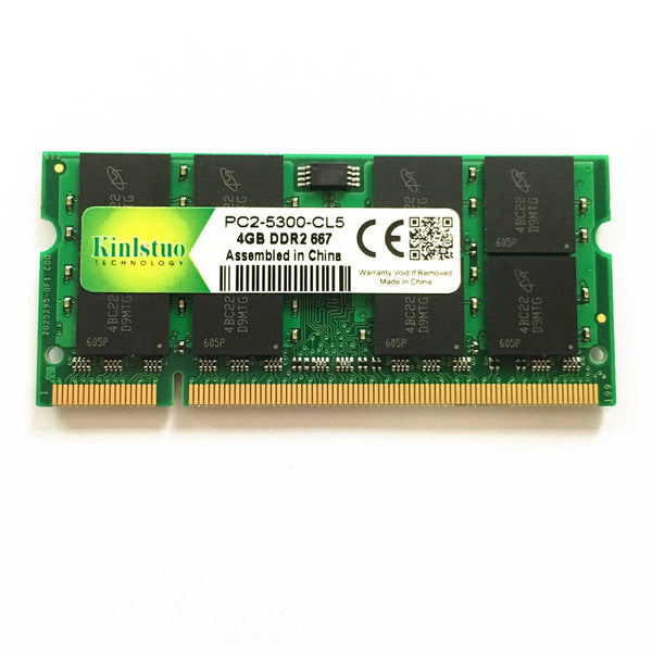 Brand memory ram ddr2 4gb 800Mhz pc2-6400 so-dimm laptop,  ram ddr2 4gb 667 pc2-5300 sodimm notebook, 4gb ddr2 memory