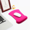 100% New Thicken Soft Sponge Wrist Rest Mouse Pad For Optical/Trackball Mat Mice Pad Computer Durable Comfy Mouse Mat