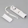 Professional Ergonimic Design Controller Location Wireless Remote Controller For Nintendo Wii White Comfortable Plastic