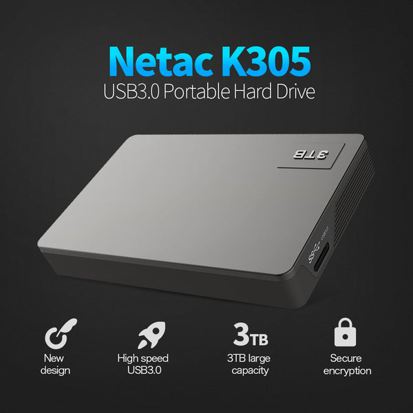 2.5in Portable HDD External Hard Disk USB 3.0