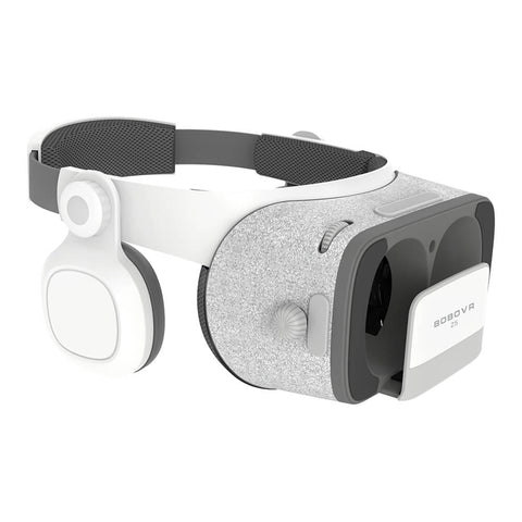 VR Headset With Remote - VR Goggles With Stereo and Remote