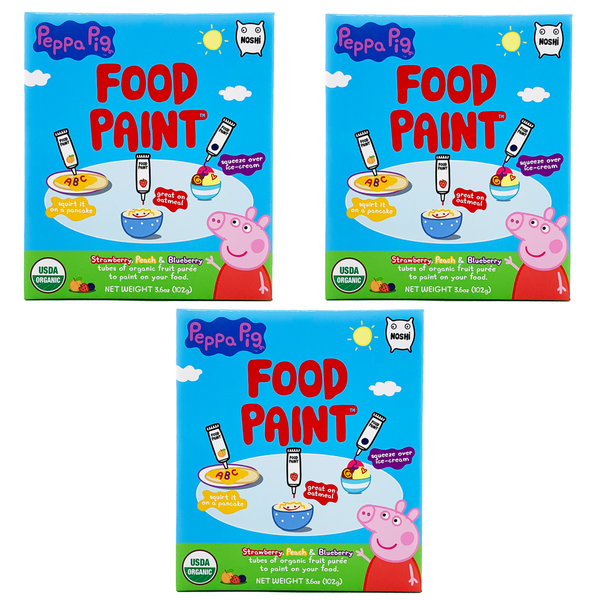 Food Paint - 3 Boxes