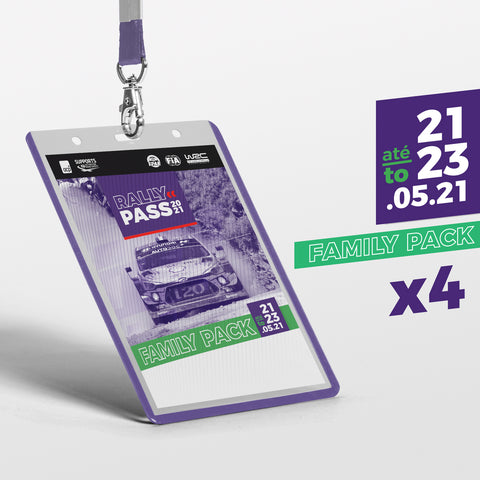 RALLY PASS FAMILY PACKS