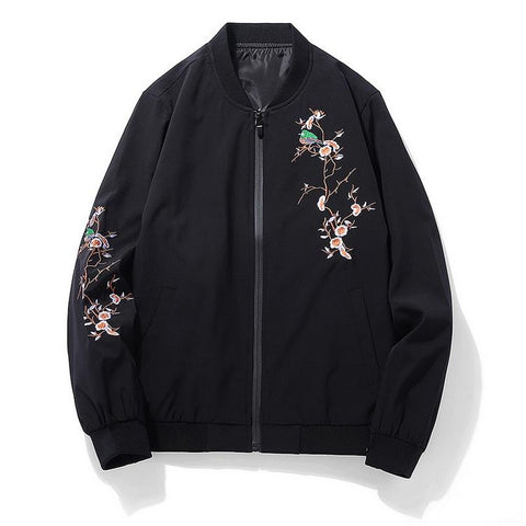 Thorns & Roses Bomber