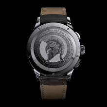 BORNOVA TRUVA MOONPHASE CHRONOGRAPH BLACK