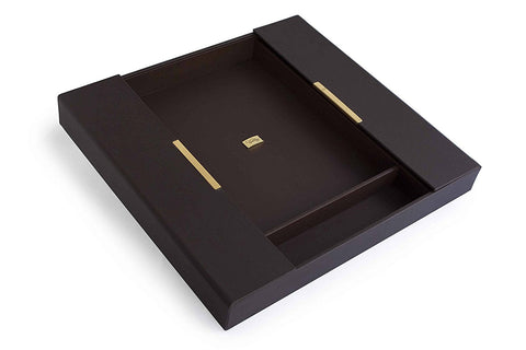 Cordays Deluxe Gents Jewellery Box & Storage Organiser Handcrafted