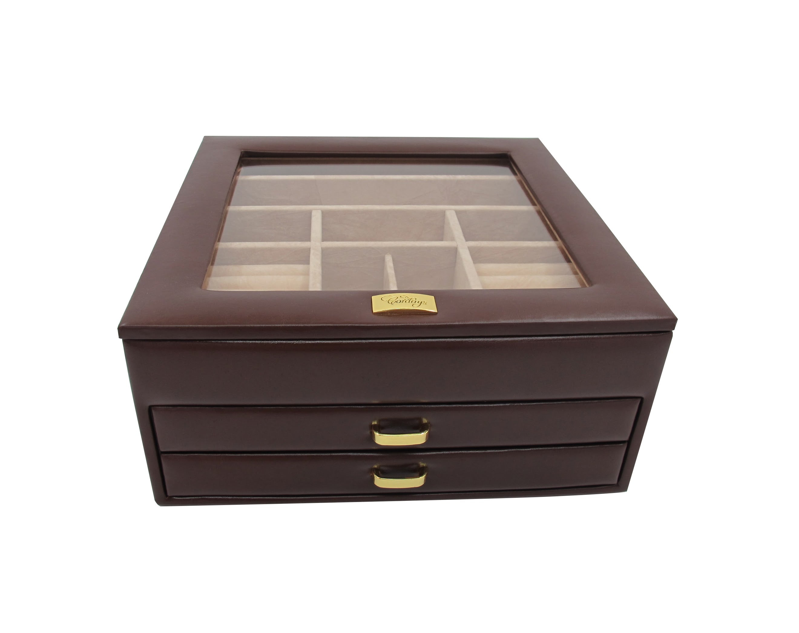 Large Layered Jewellery Box