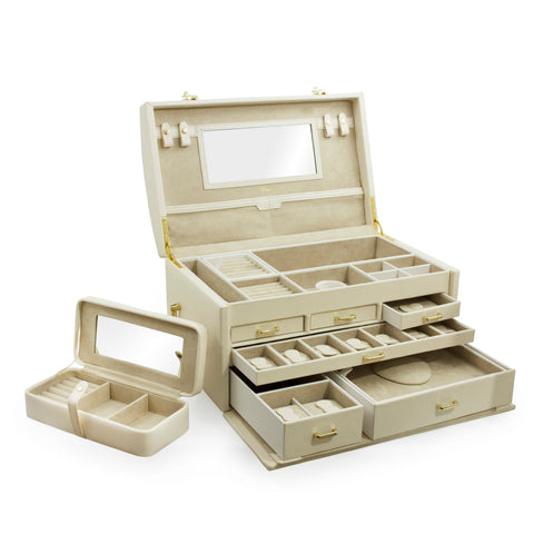 The Complete Jewellery Dresser Box