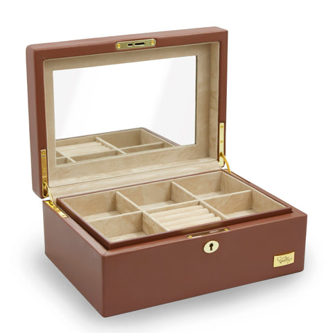 Mega Treasure Chest - Deluxe Jewellery Organiser