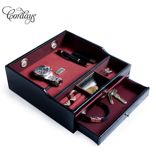 Deluxe Desk Valet and Watch Box