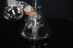 Flex Glass Innoglobe Beaker Hot Sauce