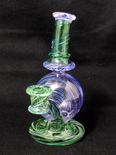 Earl Jr Glass Green Stardust Rippla | Heady Glass | Instagram