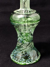 Earl Jr Glass Green Stardust Amphora Cubed | Heady Glass | Instagram
