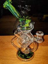 Dirge Glassworks Space Tech Humdrum Recycler