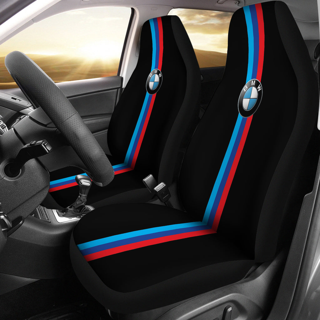 Bmw Car Seat Covers BMW Stripes Myautogift