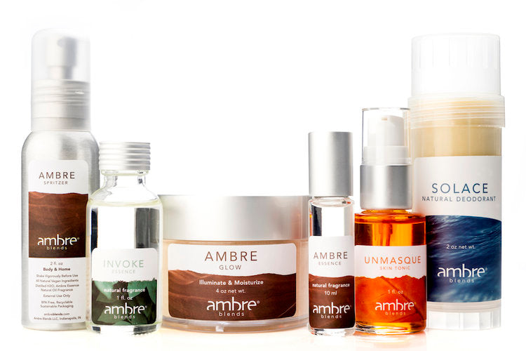 WCW: Ambre Blends
