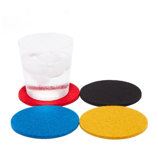 Graf Lantz Felt Coasters - Bauhaus, multiple options