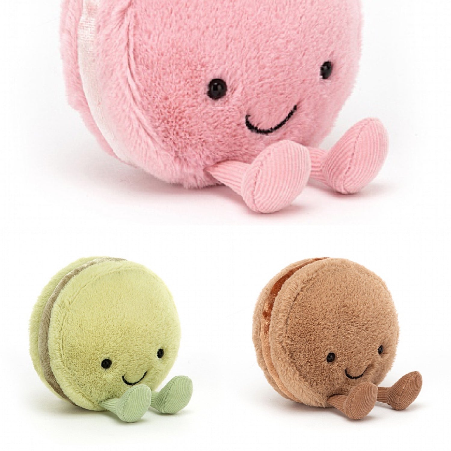 Jellycat Macarons, multiple options
