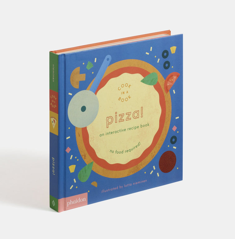 Phaidon Pizza! Book