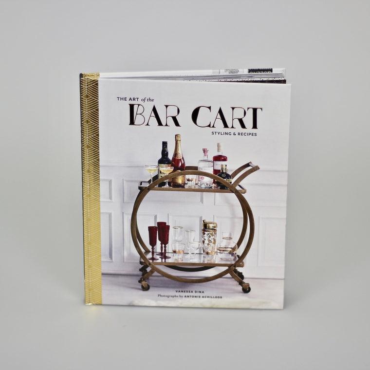 Hachette Bar Cart Book