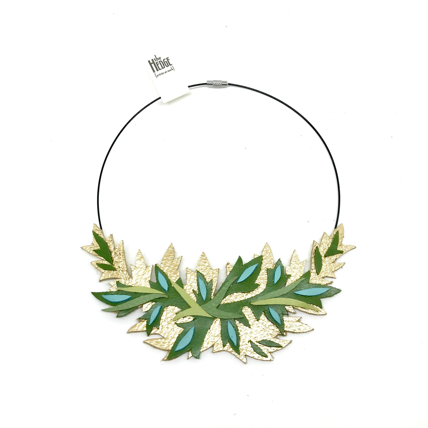 The Hedge Bib Necklace, multiple options