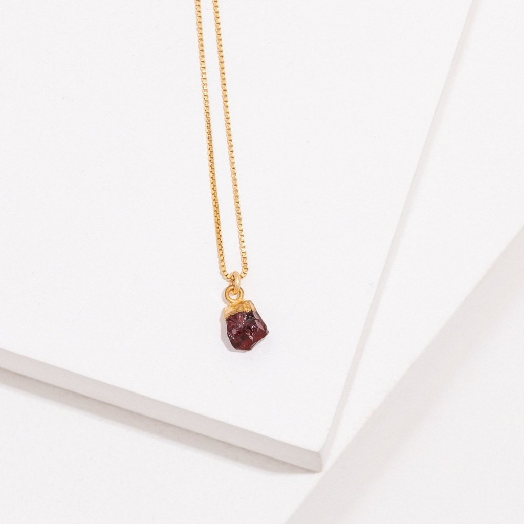 Larissa Loden BYO Birthstone Necklace, multiple options