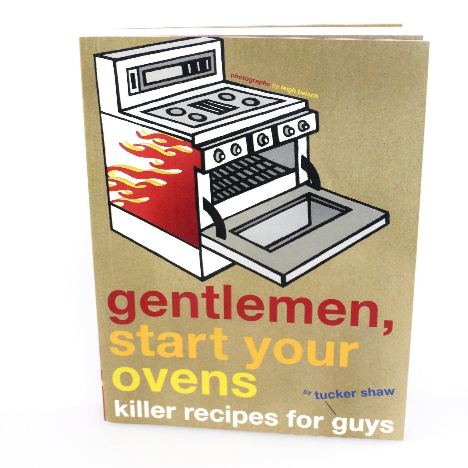 Hachette Gentlemen Start Your Ovens Book