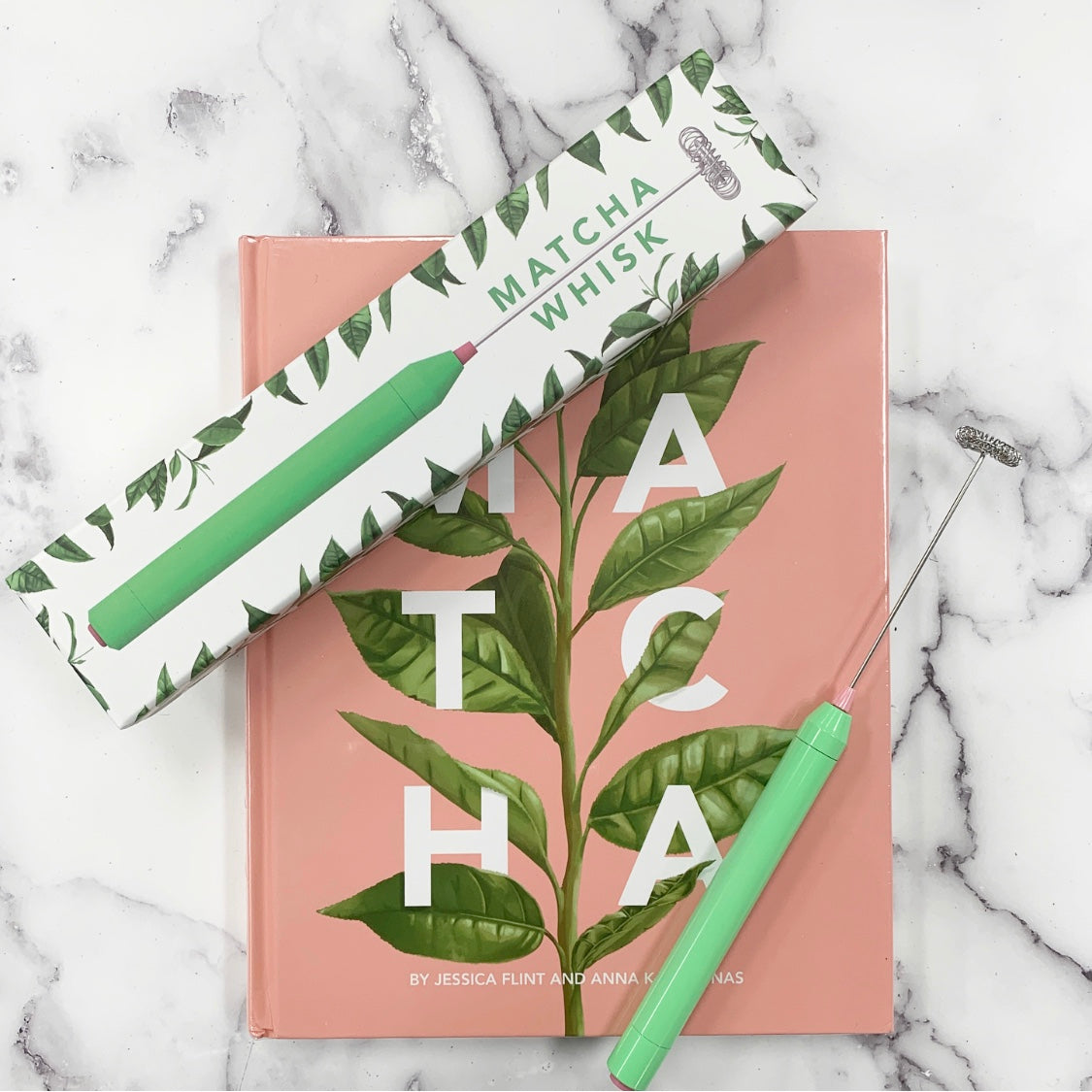 W&P Matcha Book