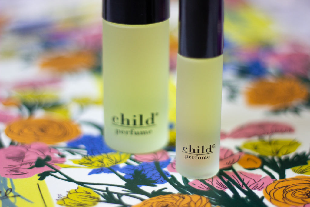 Child Perfume Roll On, 1/3 ounce