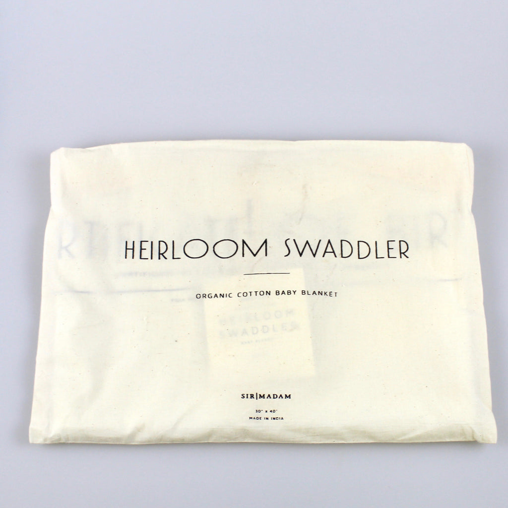 Sir Madam Heirloom Swaddler