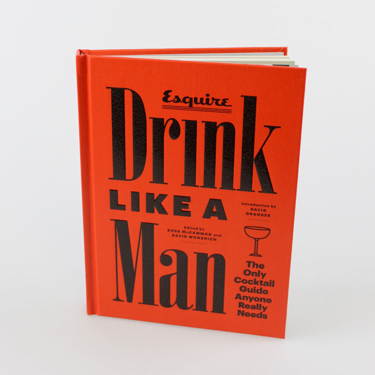 Hachette Drink Like A Man Book
